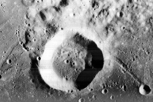 Webb Crater