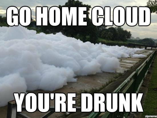 Cloud meme