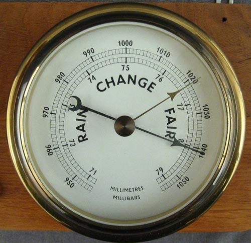 Dosen barometer