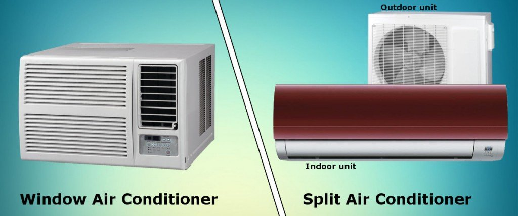 Window Ac Vs Split Ac