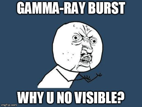 , What Is A Gamma-Ray Burst And What Causes It?, Science ABC, Science ABC