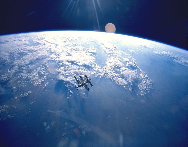 mir satellite