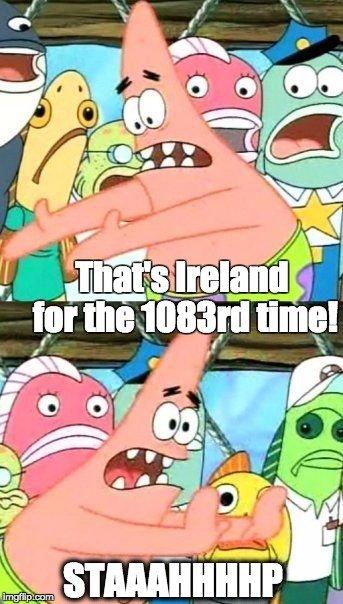 Patrick meme staaaahhp