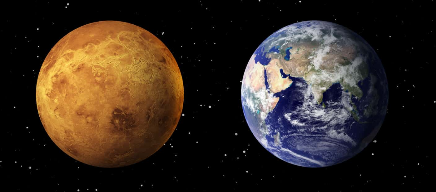 , Surface Of Venus: Why Is Venus The Hottest Planet?, Science ABC, Science ABC