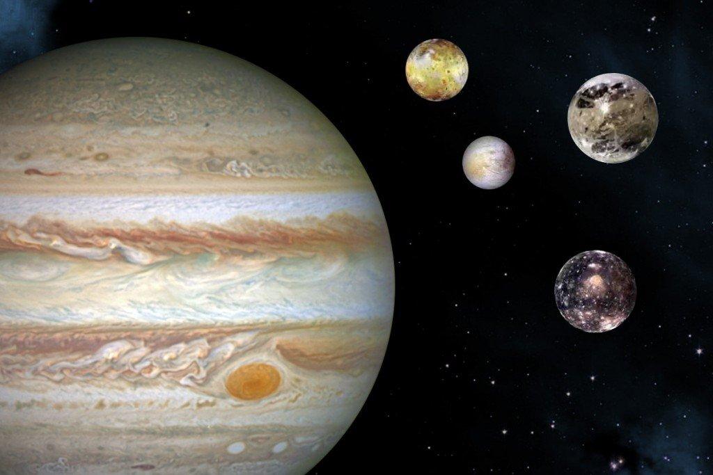 jupiter moons