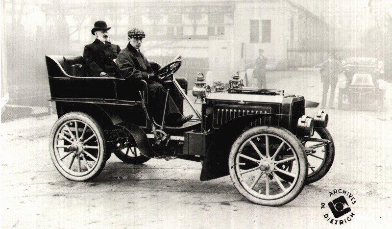 Bugatti Touring car