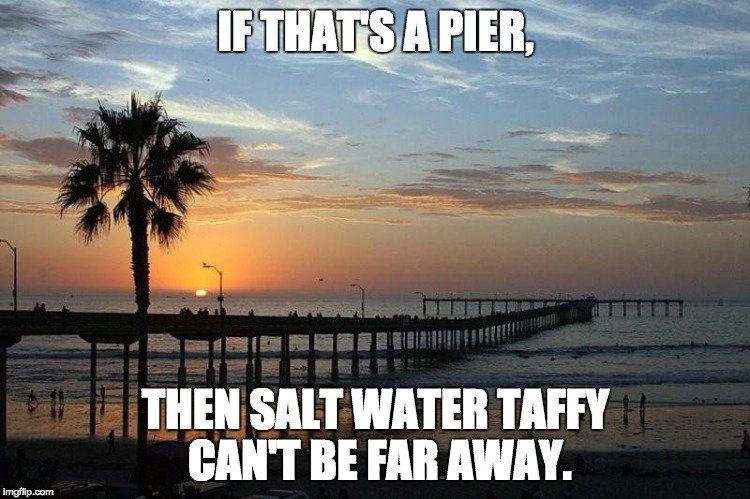 , Salt Water Taffy: Is It Really Made From Salt Water?, Science ABC, Science ABC