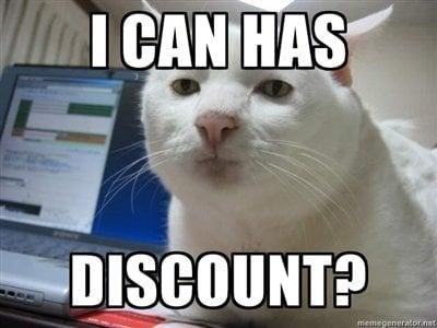 meme Discount