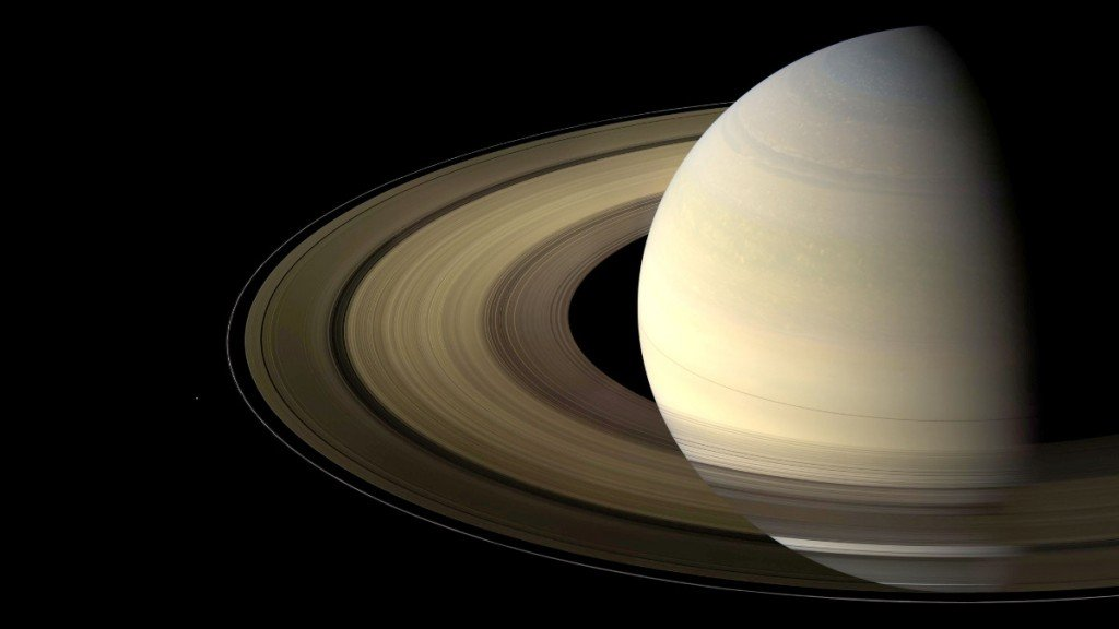 , How Did Saturn Get Its Rings?, Science ABC, Science ABC
