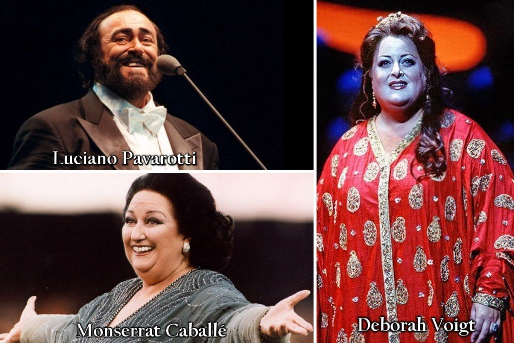 , Why Are So Many Opera Singers Fat/Obese?, Science ABC, Science ABC
