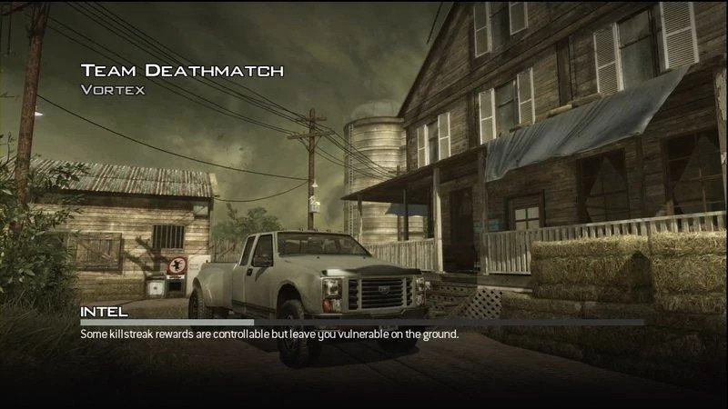 Call of Duty MW3 Loading screen