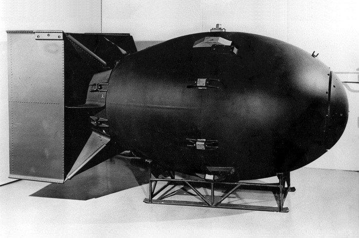 Fat man bomb