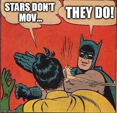 , Why Do Stars Appear To Be Stationary If The Galaxy Is Constantly Moving?, Science ABC, Science ABC
