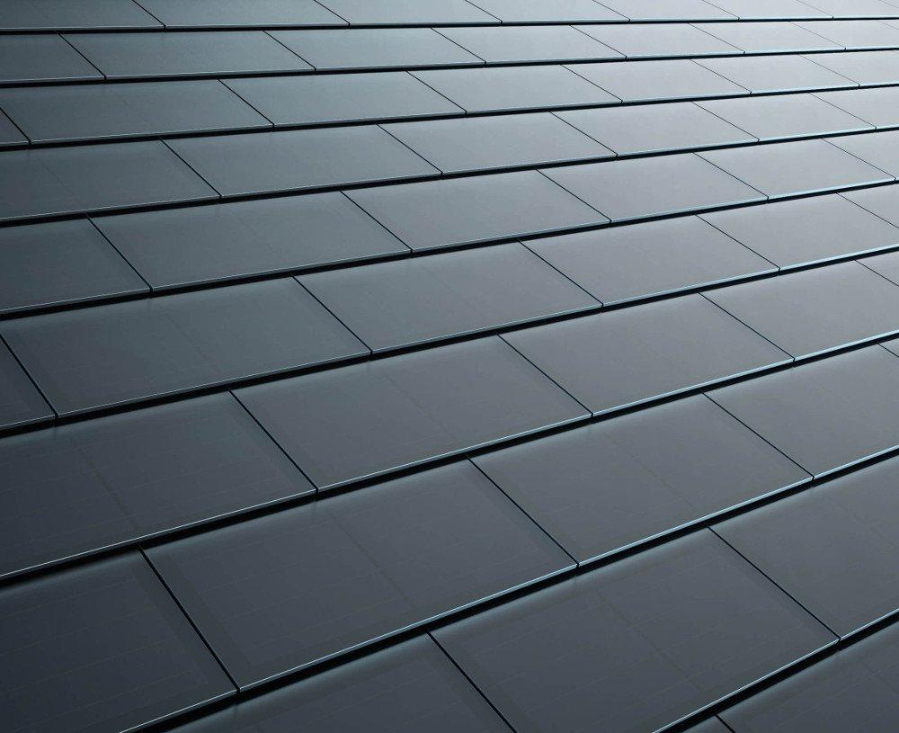 Tesla rooftops