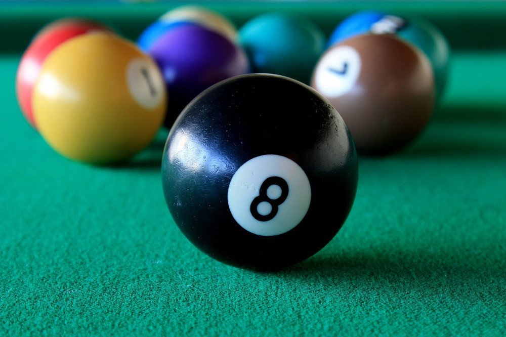 Snooker 8-ball