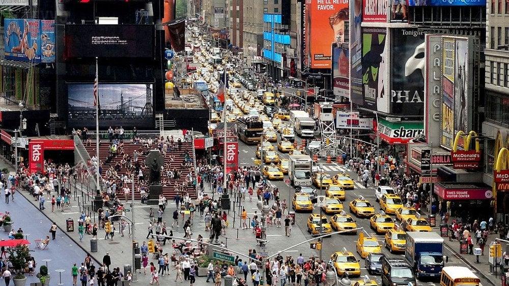 USA NY, Manhattan Times Square panoramio