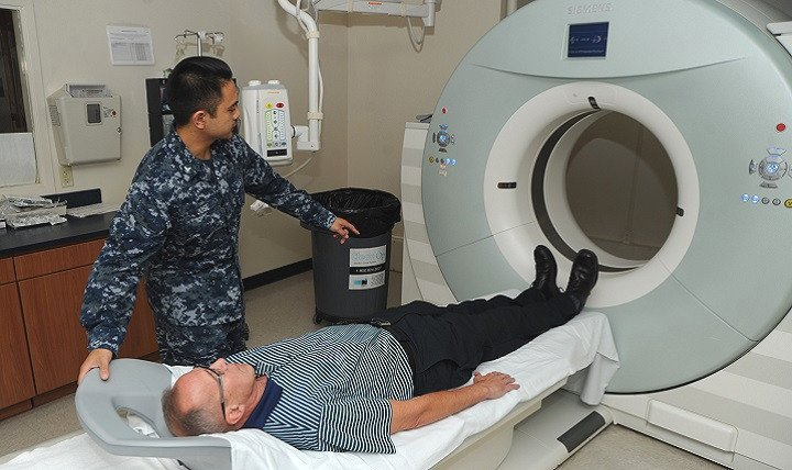 Cancer treatment Lung cancer screening