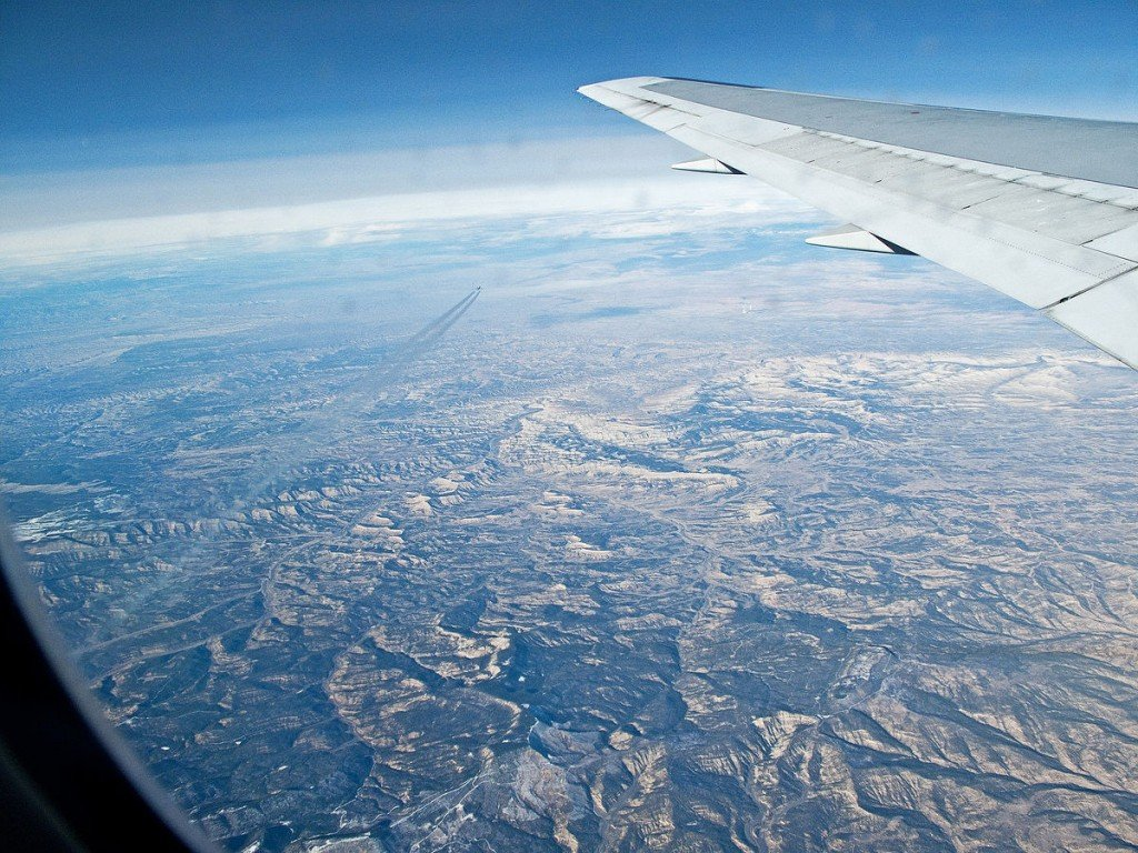 Separation at cruising altitude