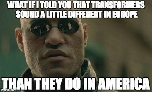 A Matrix Morpheus meme