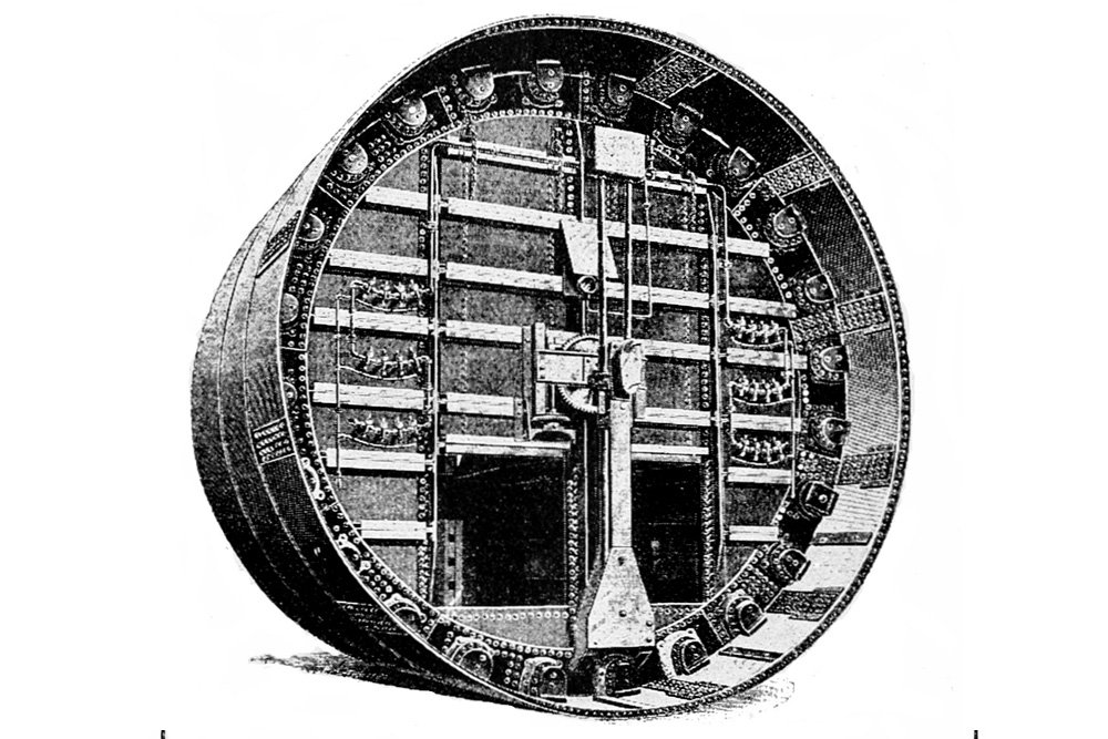 Tunnel Shield