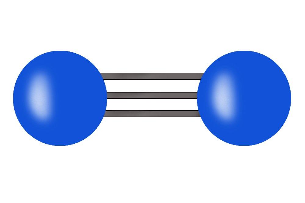 dinitrogen molecules