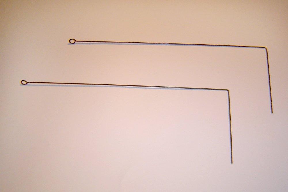 Dowsing rods