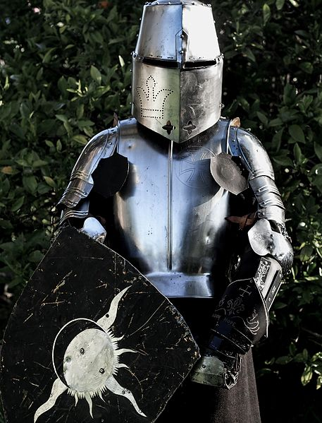 Early14th Century HMB armour