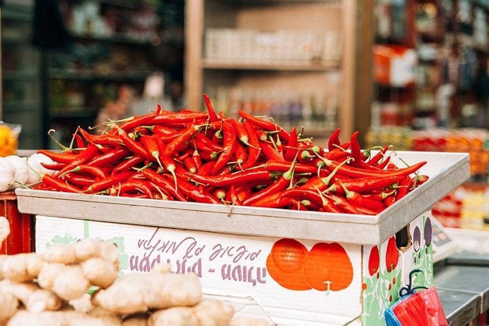 chili pepper, chilli, spicy