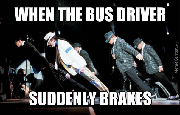 when the bus driver meme