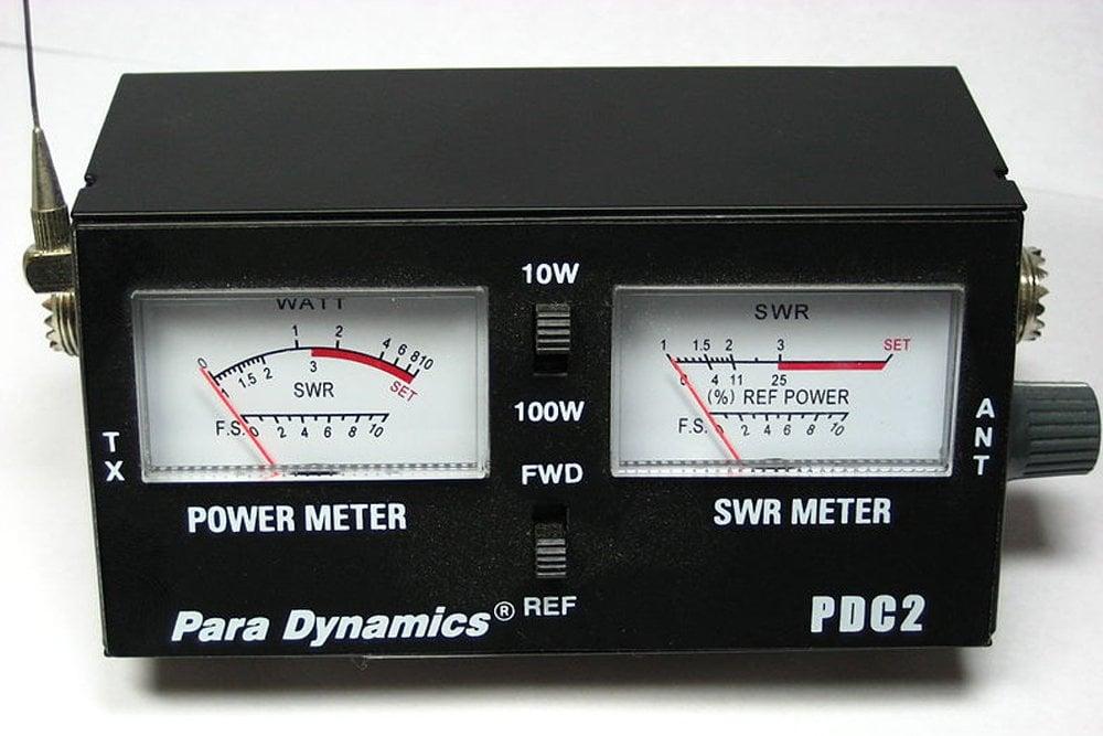 dynamics swrmeter