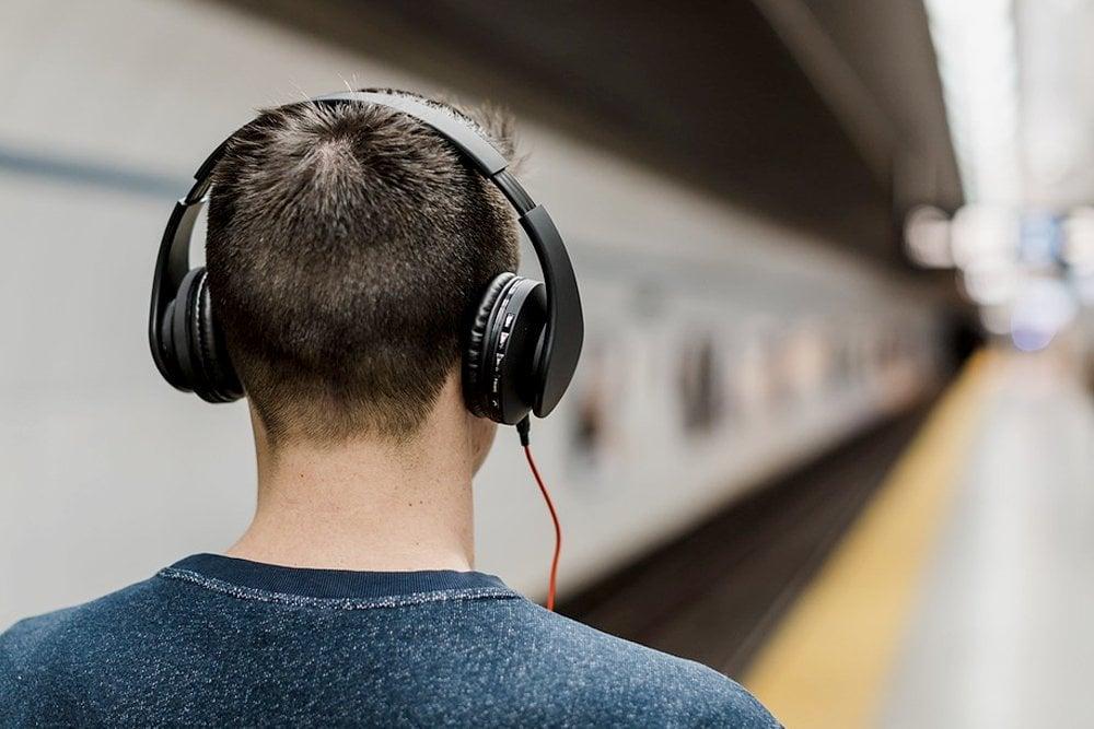 listening song