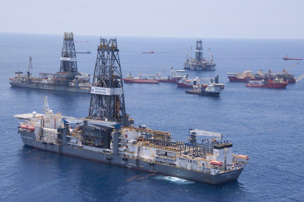 oil boat