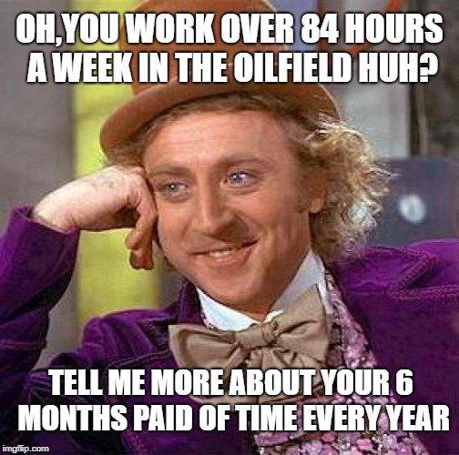 oilfield huh