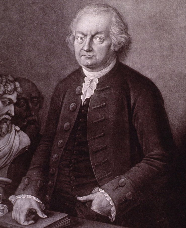Johann Gottlob Leidenfrost