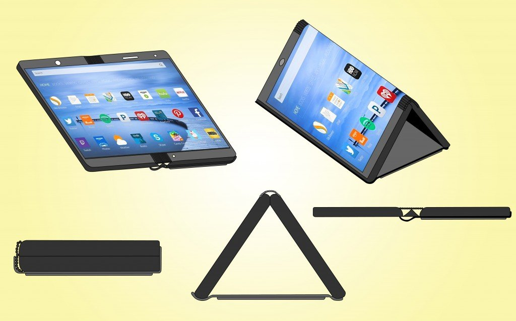 , Foldable Phone — The Next Mobile Frontier, Science ABC, Science ABC