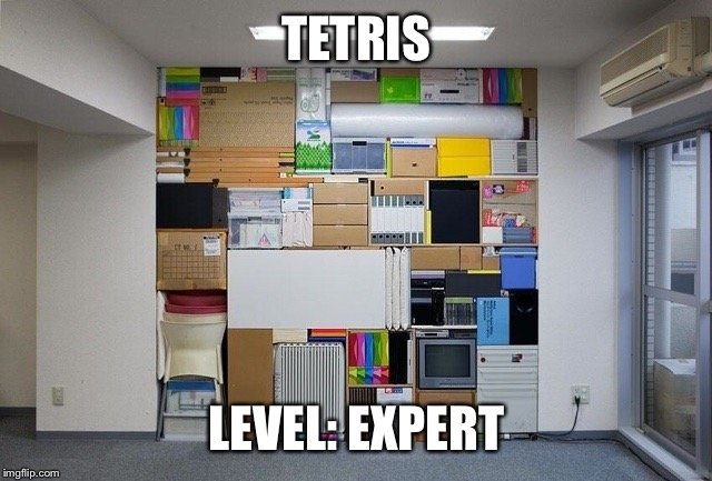 tetris game meme