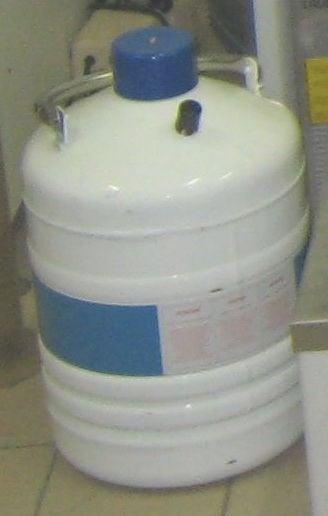 Dewar flask