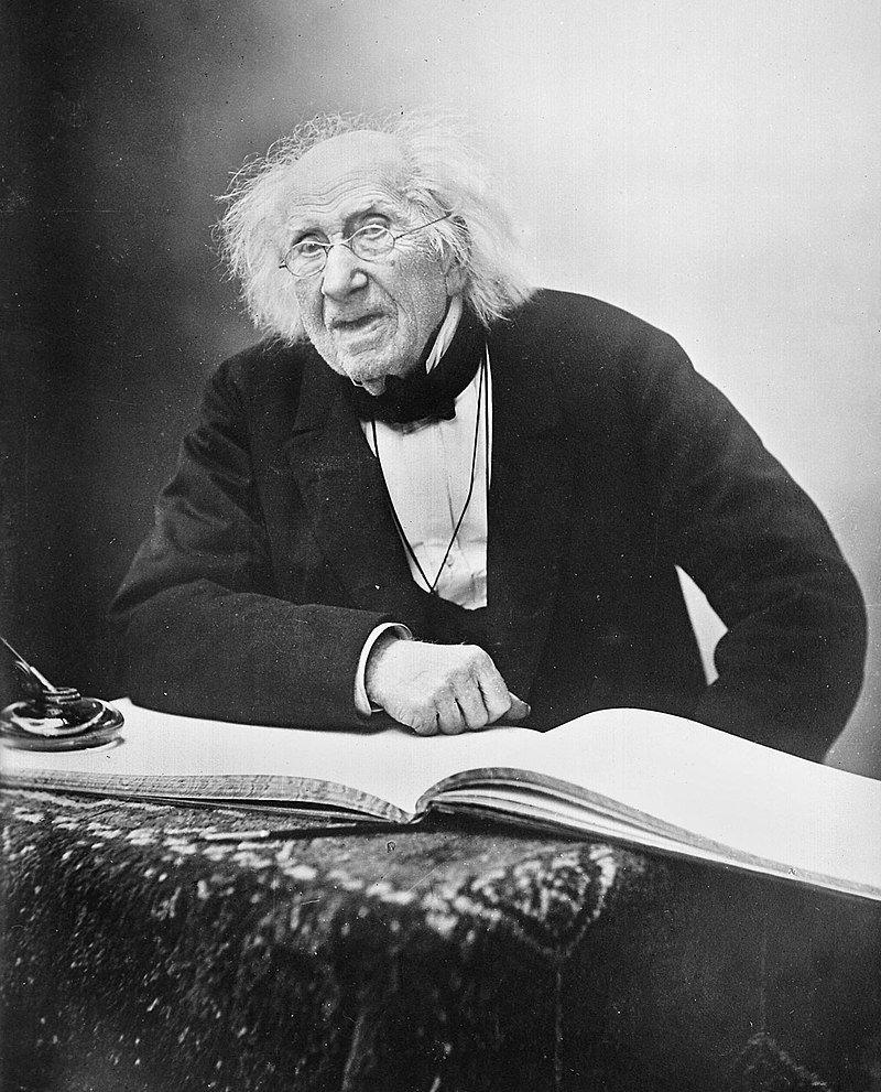 French chemist Michel Eugène Chevreul