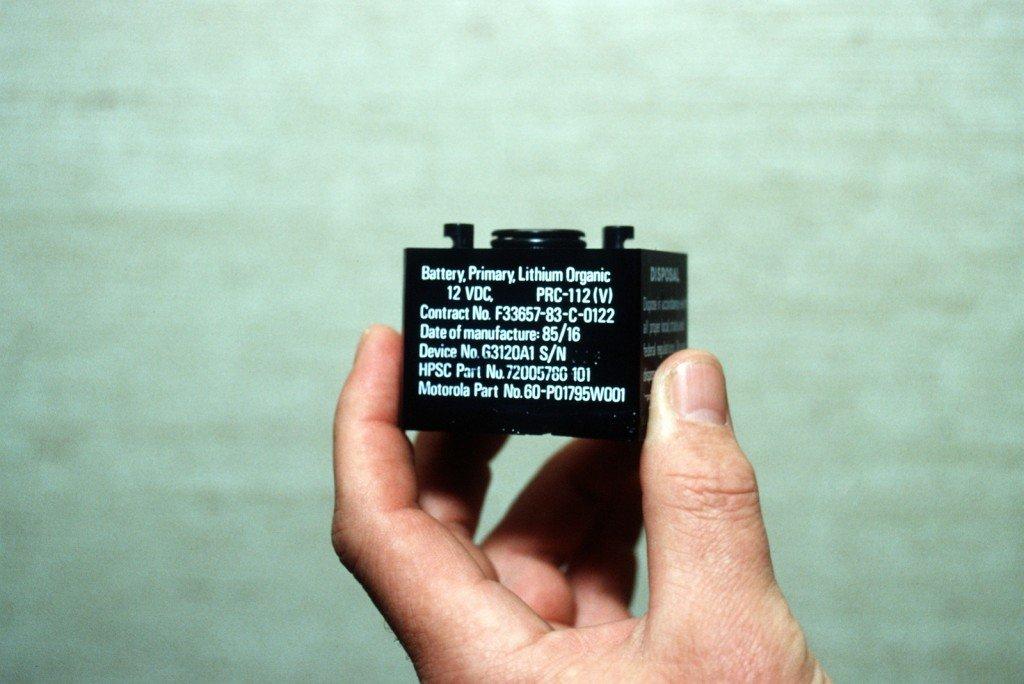 lithium sulfer battry