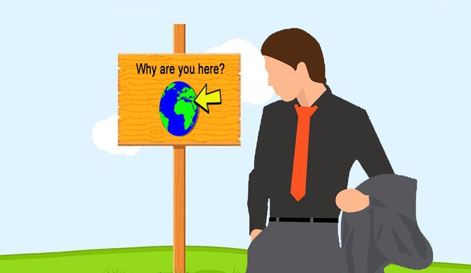 earth why r u here