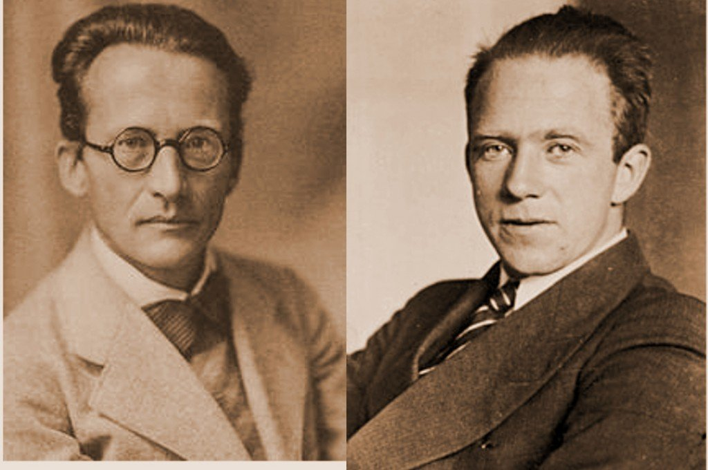 erwin schrodinger & Heisennberg