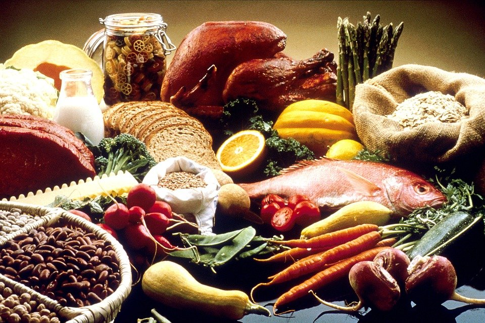 healthy-food, radioactive food