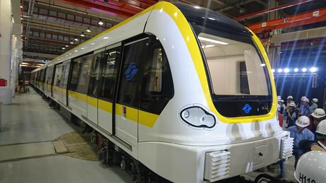 driverless train..