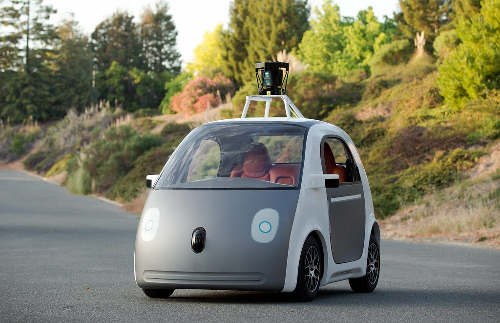 Google-Self Driving Cars
