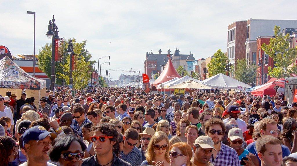 public, crowd