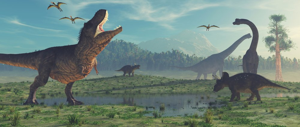 3d render dinosaur. This is a 3d render illustration. - Illustration(Orla)s