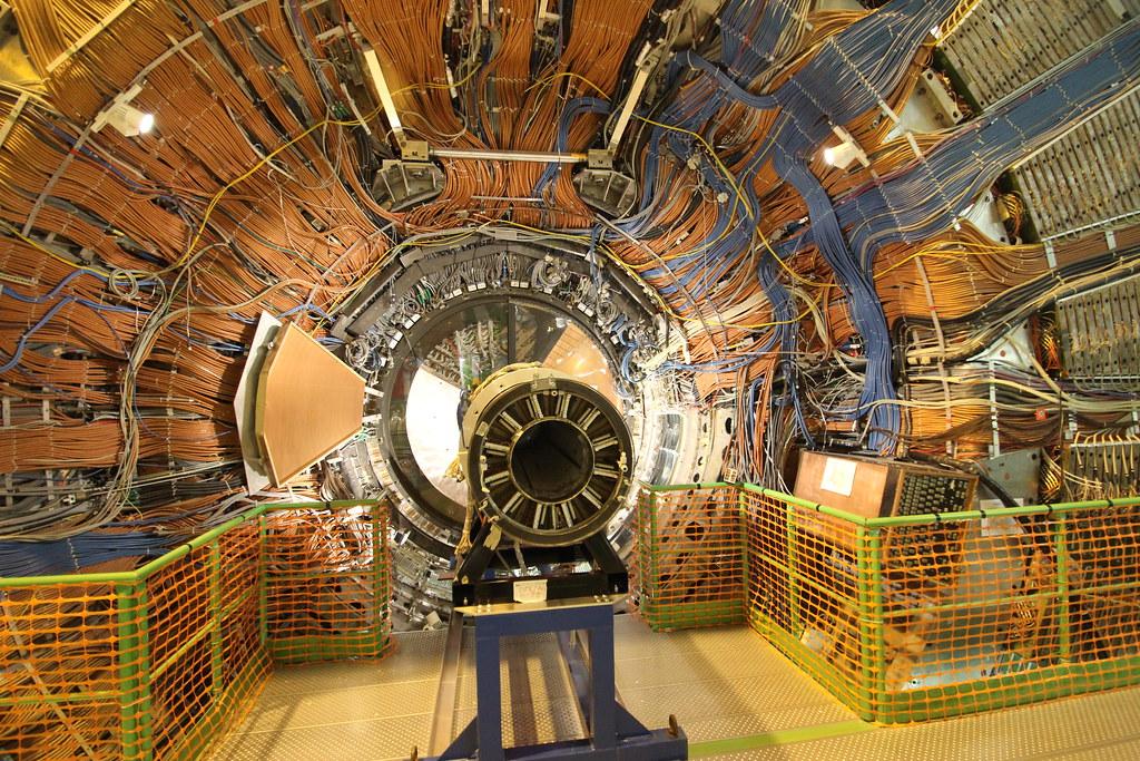 CERN, Geneva, particle accelerator