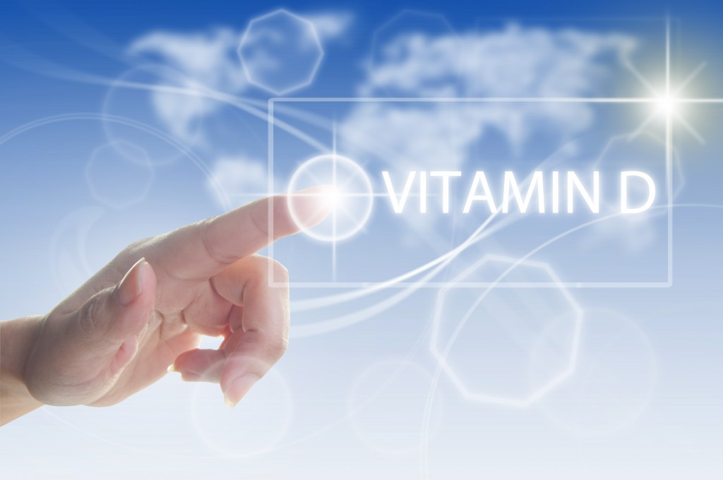 Vitamin D concept - Image(Pixelbliss)