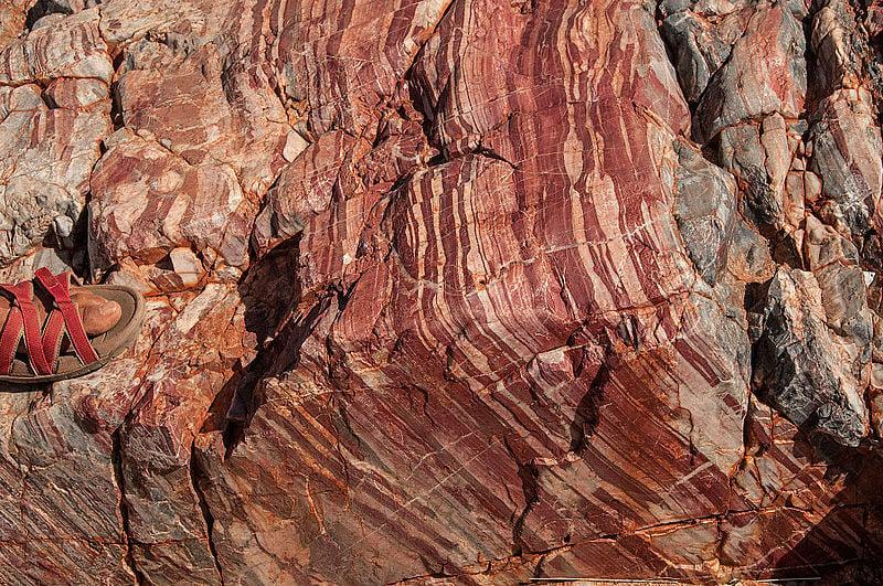 Australian Apex Chert rocks