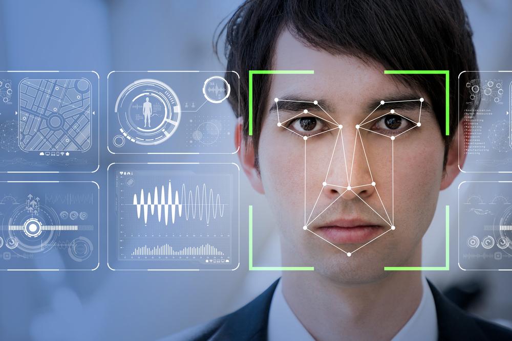 Facial Recognition System concept. - Image(metamorworks)s